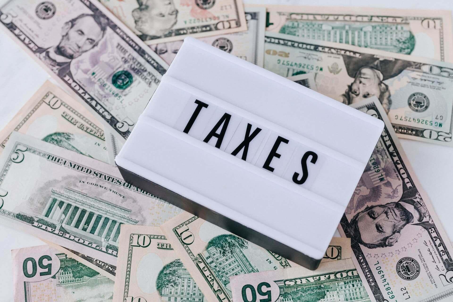 Kryptowährungen und Steuern